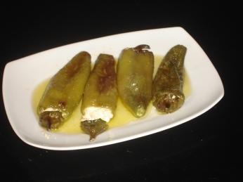 Post image for Pendeli's Feta-Stuffed Peppers